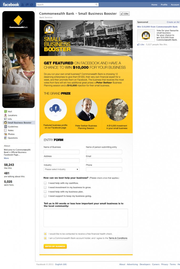 Commonwealth Bank | Yungraphik